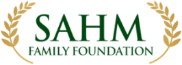 Sahm Family Foundation logo