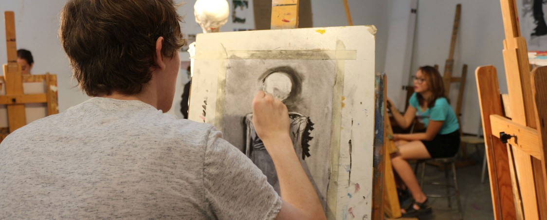 New! Observational Drawing & Painting