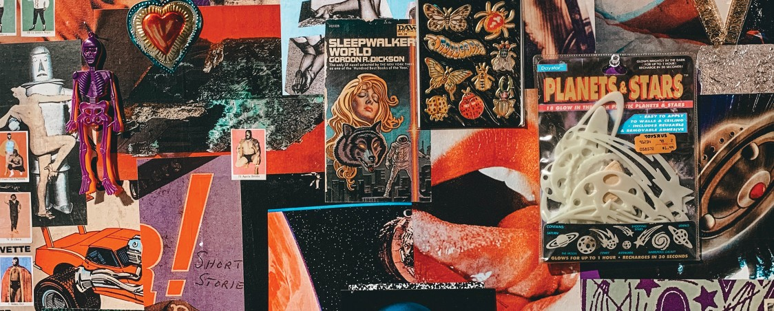 New! Queer Collage Workshop