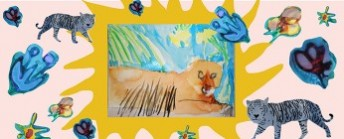 Animal Magic: Learning Watercolor Painting