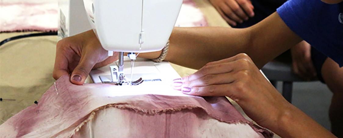 Design, Dye, & Sew