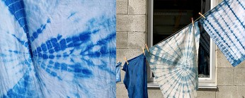 Organic Indigo Dyeing & Shibori Workshop