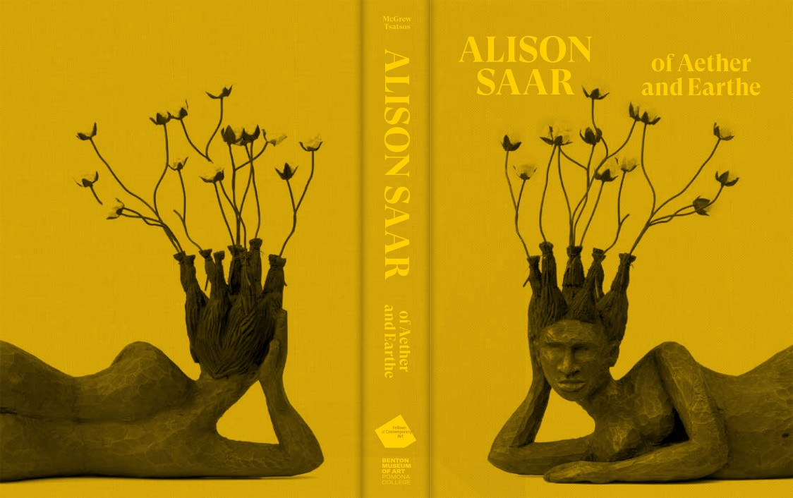 Alison Saar Book Launch