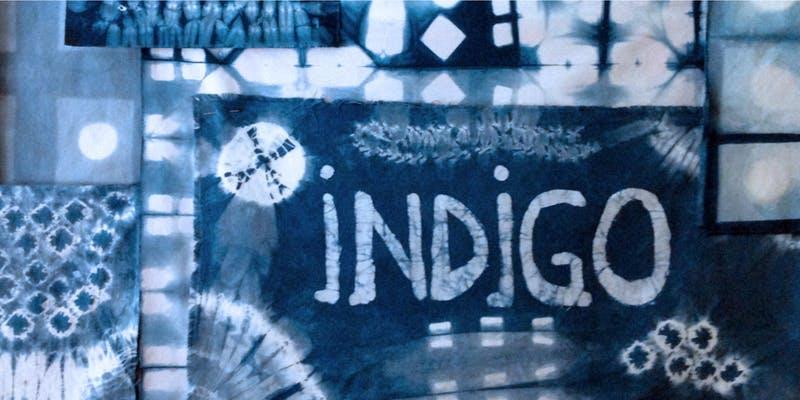 Organic Indigo Dyeing & Shibori Workshop for Adults
