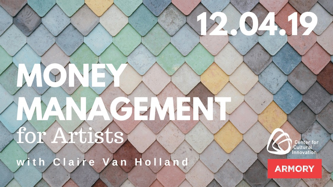 Money Management for Artists with Claire Van Holland