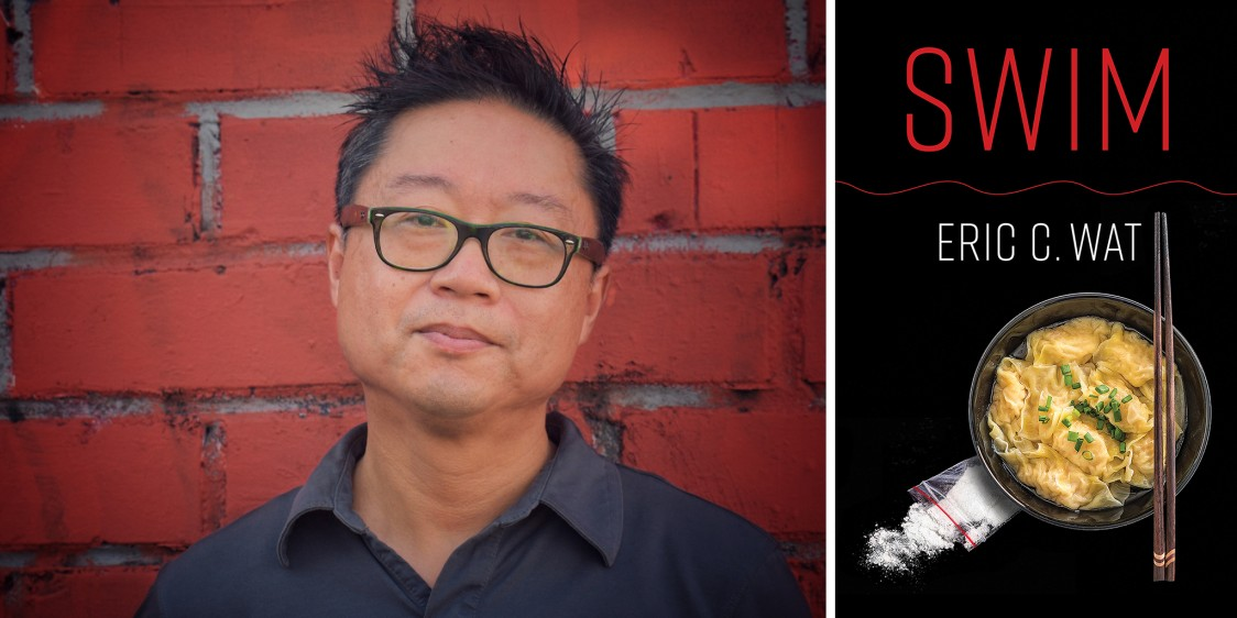 Book Release: Author Eric C. Wat with Chef Diep Tran