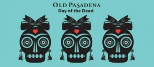 Day of the Dead Weekend in Old Pasadena