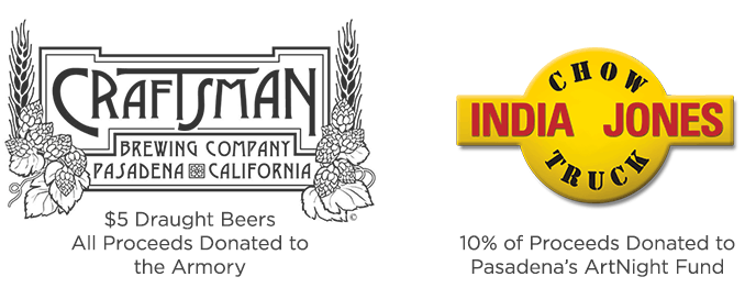 Craftsman Brewing Company and India Jones Chow Truck