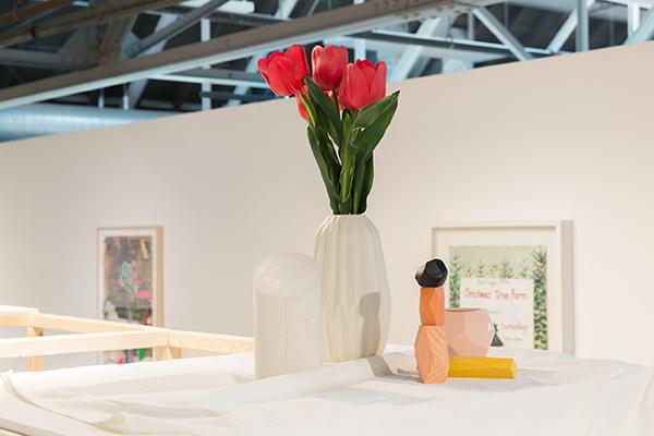 John Ziqiang Wu exhibition photos